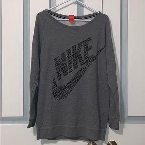 Nike Oversized Sweatshirt